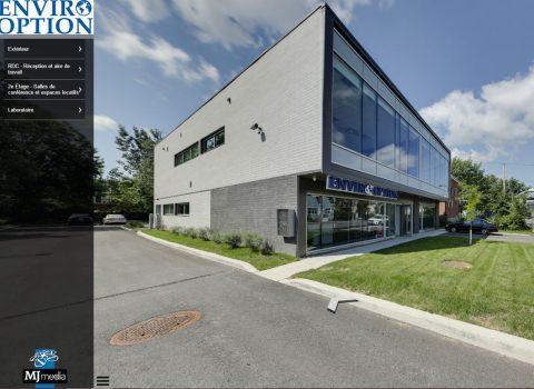Enviro Option Google Street view 360